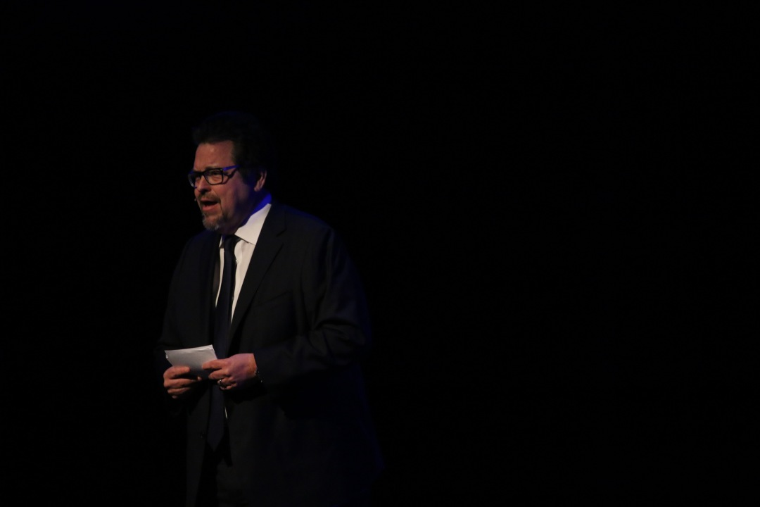 Rick Najera, host, Latino Thought Makers